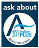Ask John's Waterproofing EPA Indoor AIRPLUS