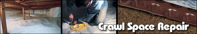 Oregon Crawl Space Repair