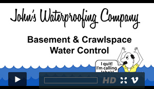 Watch Basement and Crawlspace Water Control