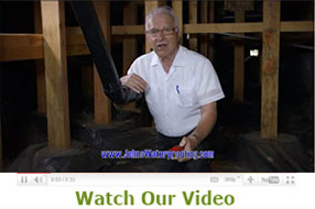 Check out John's Waterproofing Co. Video. We are a NARI Member and an Angie's List Super Service Award Winner